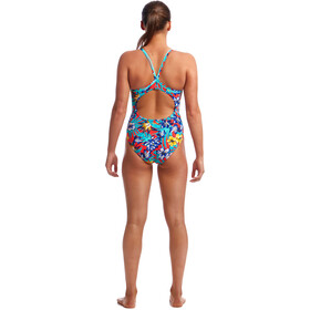 Funkita Diamond Back Traje de baño de una pieza Mujer, aloha from hawaii